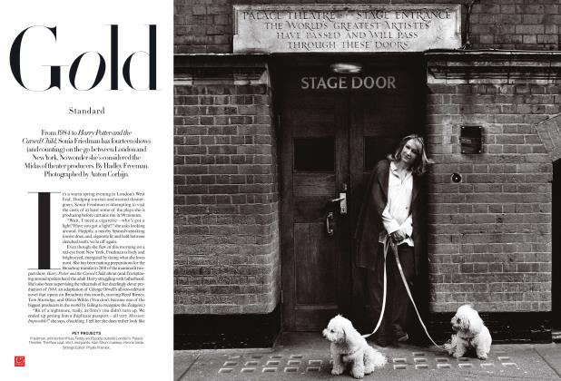 Article Preview: 125 Vogue: Gold Standard, June 2017 | Vogue