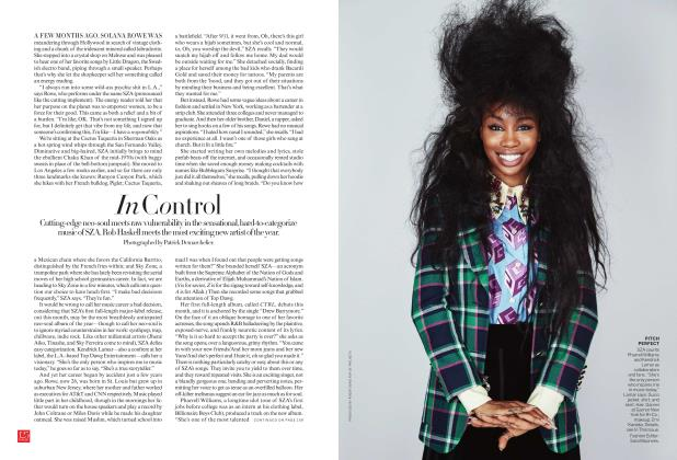 125 Vogue: In Control