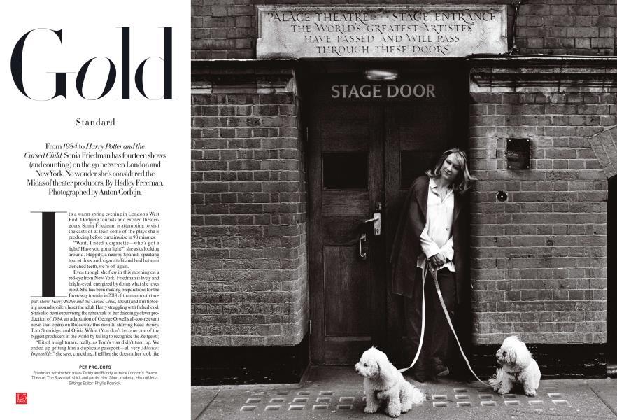125 Vogue: Gold Standard