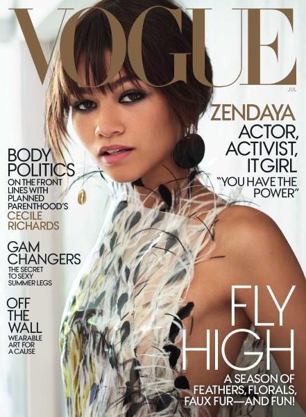 Issue: - July 2017 | Vogue
