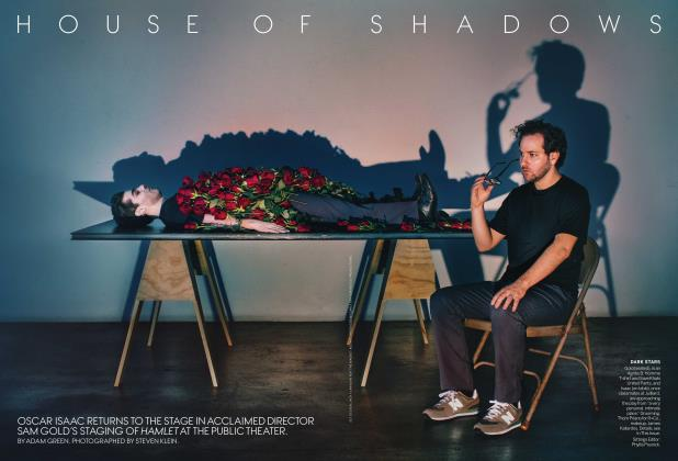 Article Preview: House of Shadows, July 2017 | Vogue