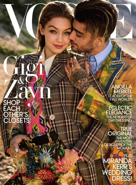 Issue: - August 2017 | Vogue