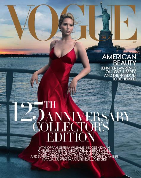 Issue: - September 2017 | Vogue