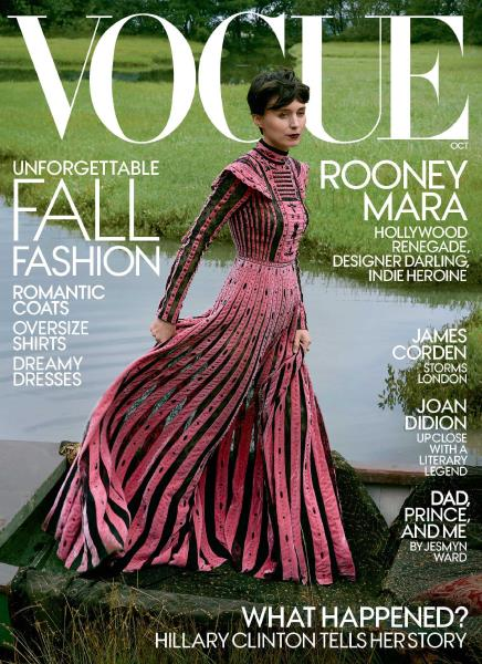 Issue: - October 2017 | Vogue