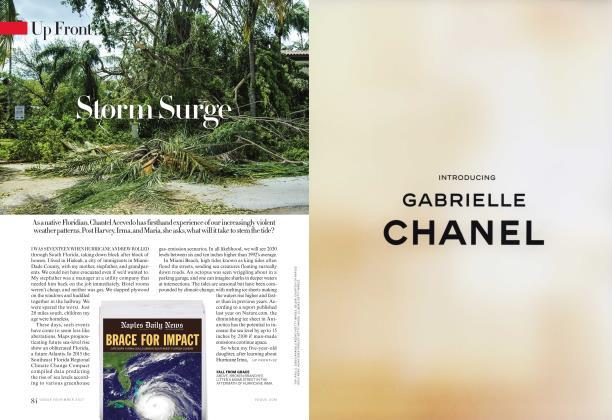 Climate Crisis: Storm Surge