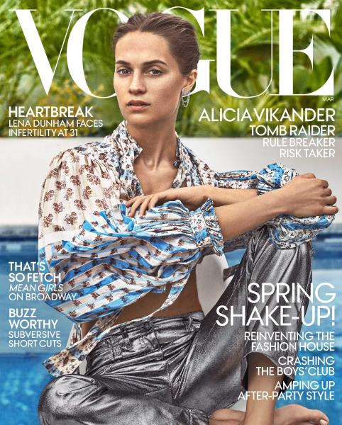 Issue: - MARCH 2018 | Vogue