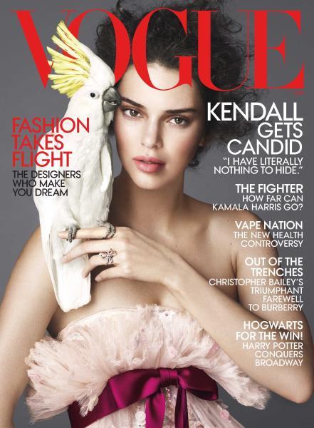 Issue: - April 2018 | Vogue