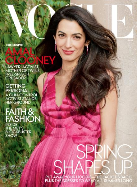 Issue: - MAY 2018 | Vogue