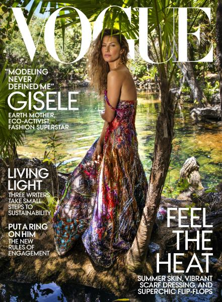 Issue: - July 2018 | Vogue