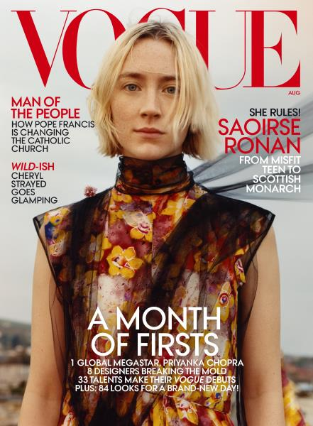 Issue: - August 2018 | Vogue
