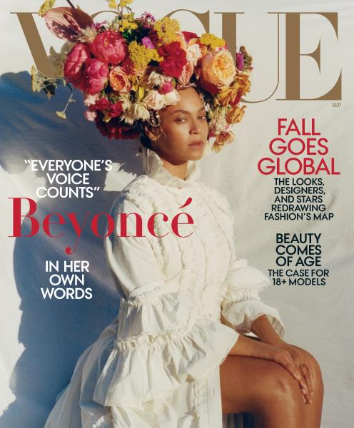 Issue: - September 2018 | Vogue