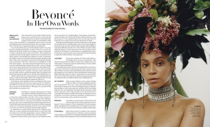 Beyoncé In Her Own Words