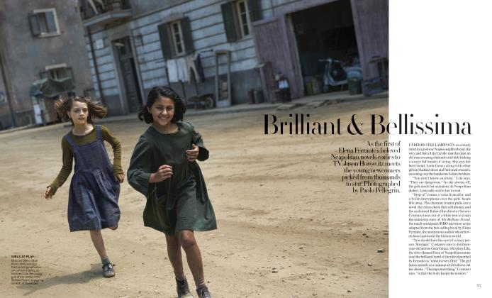 Article Preview: Brilliant & Bellissima, September 2018 | Vogue
