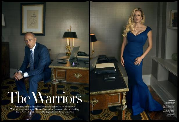 Article Preview: The Warriors, October 2018 | Vogue