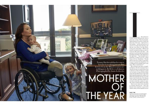 Article Preview: Mother of the Year, October 2018 | Vogue
