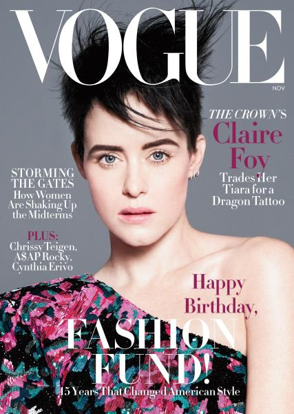 Issue: - November 2018 | Vogue
