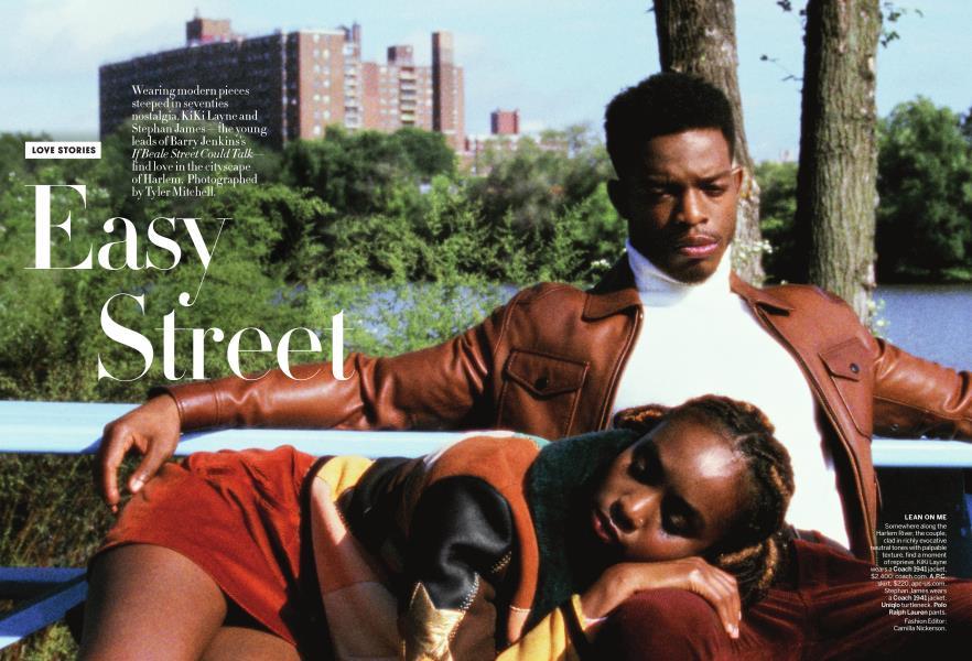 Love Stories: Easy Street
