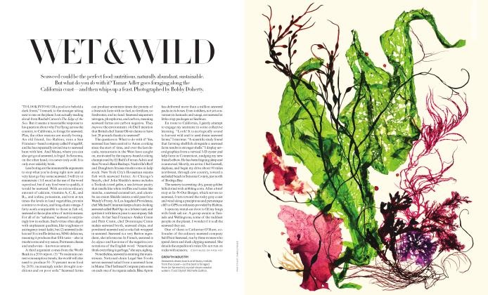 Article Preview: WET & WILD, MARCH 2019 | Vogue