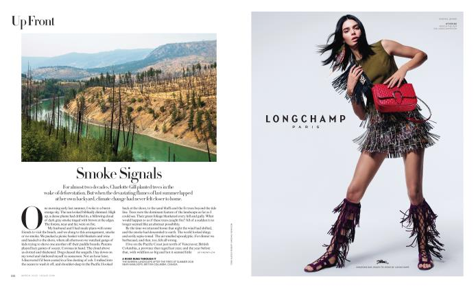 Article Preview: Smoke Signals, MARCH 2019 | Vogue