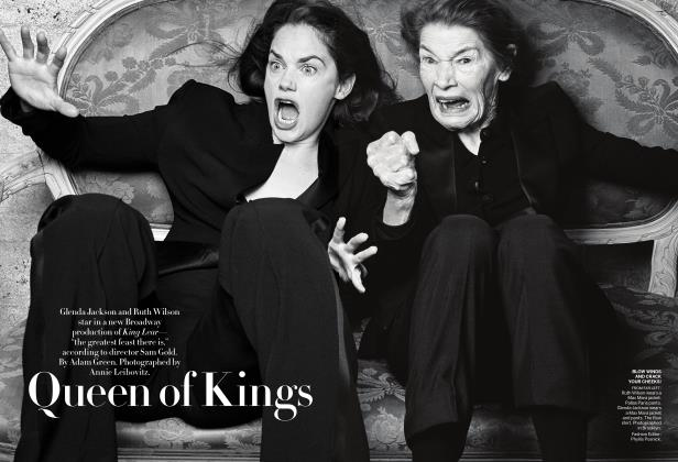 Article Preview: Queen of Kings, April 2019 | Vogue