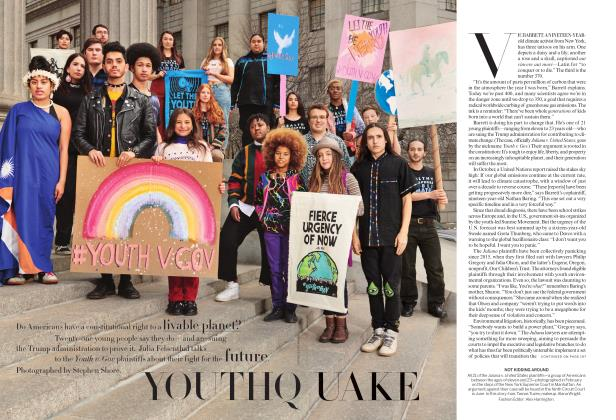 Article Preview: YOUTHQUAKE, April 2019 | Vogue