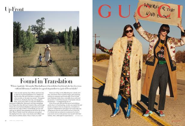 Article Preview: Found in Translation, June 2019 | Vogue