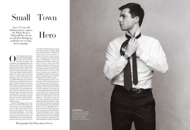Article Preview: Small Town Hero, June 2019 | Vogue