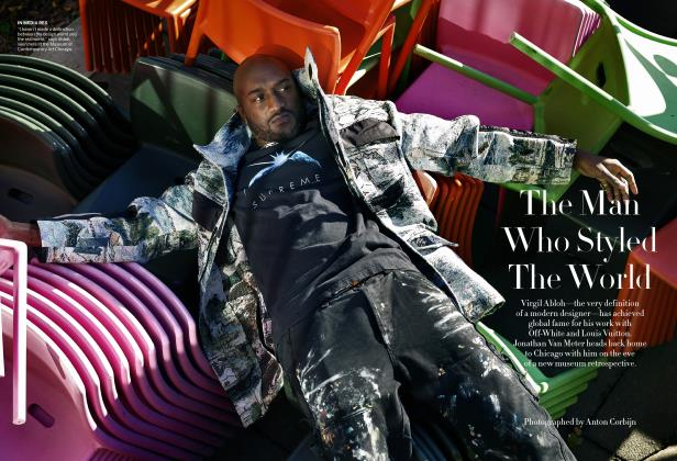 Article Preview: The Man Who Styled The World, June 2019 | Vogue