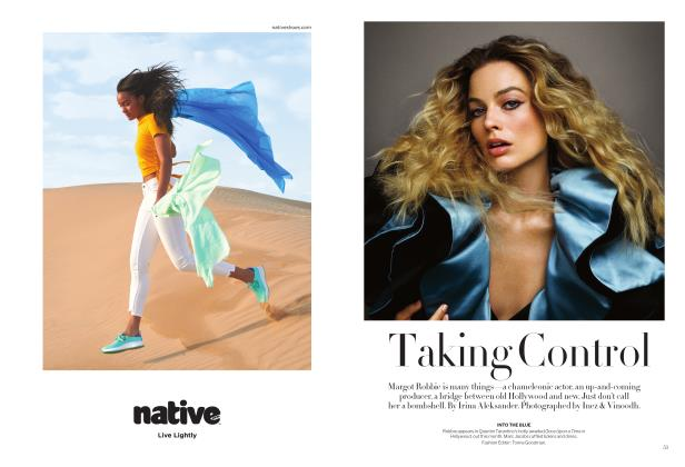 Article Preview: Taking Control, July 2019 | Vogue