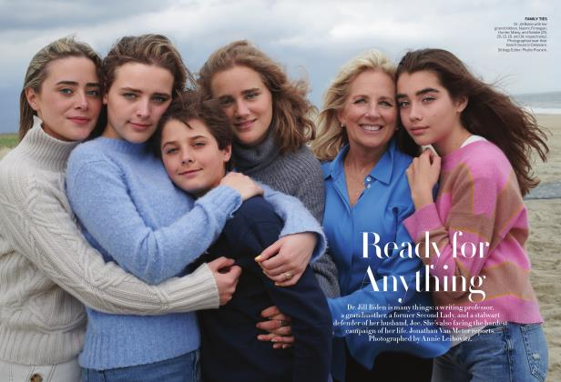 Article Preview: Ready for Anything, July 2019 | Vogue