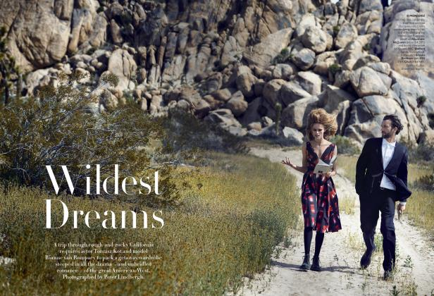 Article Preview: Wildest Dreams, July 2019 | Vogue