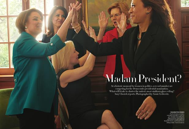 Article Preview: Madam President?, AUGUST 2019 | Vogue