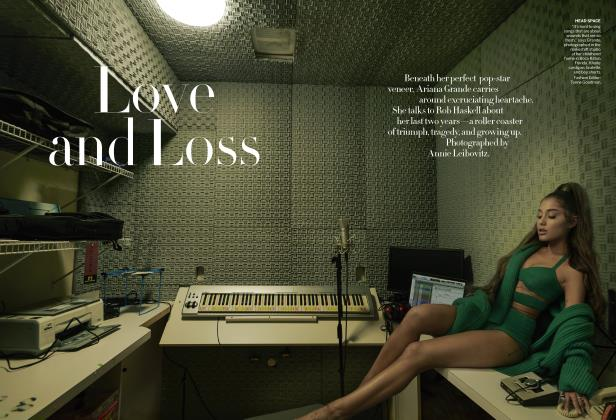 Article Preview: Love and Loss, AUGUST 2019 | Vogue