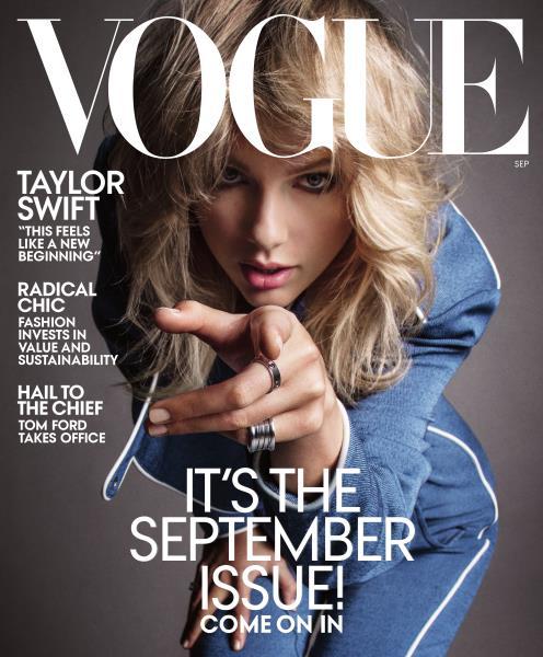 Issue: - SEPTEMBER 2019 | Vogue