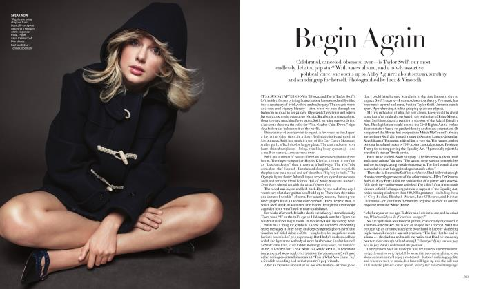 Article Preview: Begin Again, SEPTEMBER 2019 | Vogue