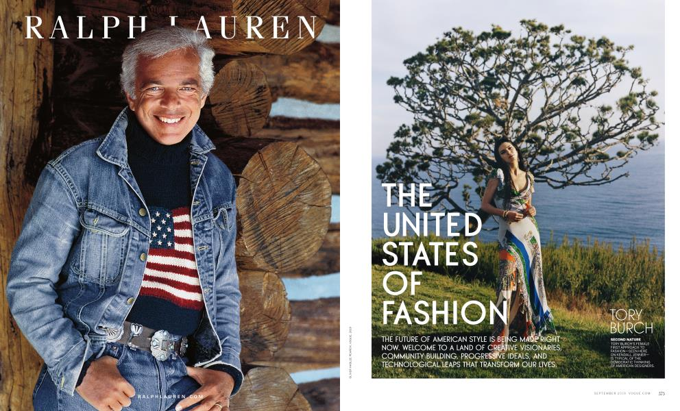 THE UNITED STATES OF FASHION