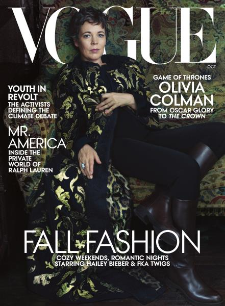 Issue: - OCTOBER 2019 | Vogue