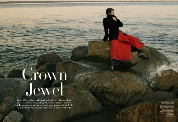 Article Preview: Crown Jewel, OCTOBER 2019 | Vogue