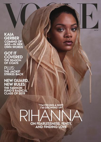 Issue: - November 2019 | Vogue