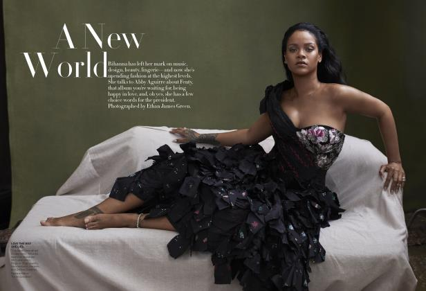 Article Preview: A New World, November 2019 | Vogue