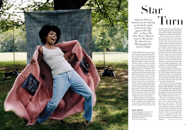 Article Preview: Star Turn, November 2019 | Vogue