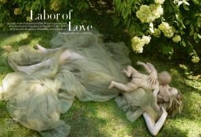 Labor of Love | Vogue