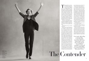 The Contender | Vogue