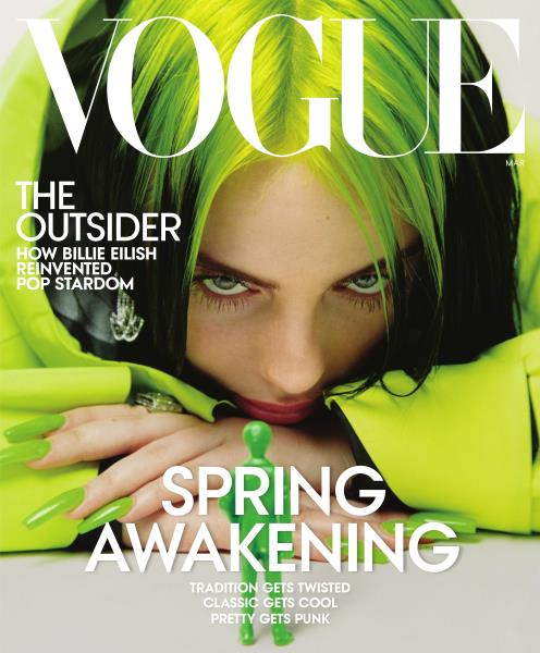 Issue: - March 2020 | Vogue