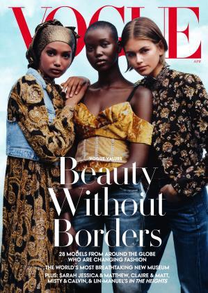 APRIL 2020 | Vogue