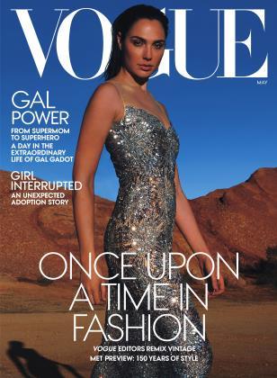MAY 2020 | Vogue