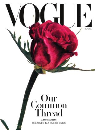 JUNE/JULY 2020 | Vogue