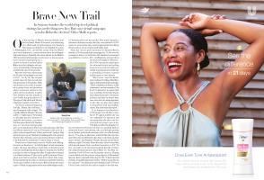Brave New Trail | Vogue