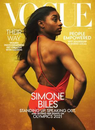 AUGUST 2020 | Vogue
