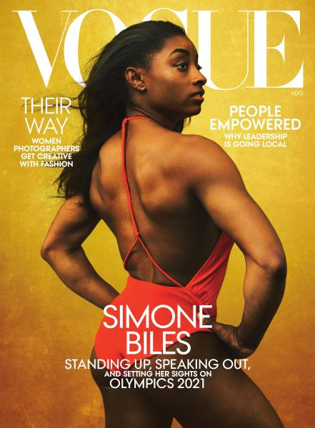 Issue: - AUGUST 2020 | Vogue